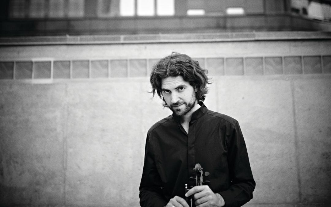 Ma 8.4. klo 19 Gjermund Larsen Trio (NO)