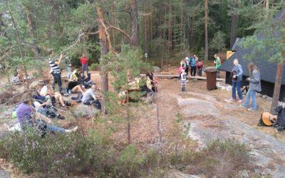 31.8. klo 19-21 Suomen luonnon päivä Nuuksiossa