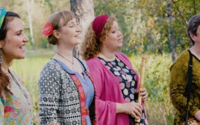 SAT 28.3. at 18 Enchantment in Haltia – melodies from the nature: Duo Selina, Suden Aika