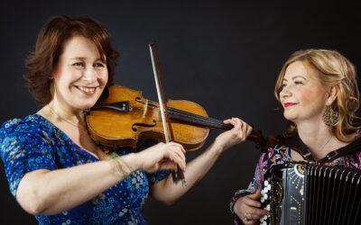 19.6.2020 klo 18-18.45 JuuriJuhla-RotFest: Maria Kalaniemi & Marianne Maans – Juhannustunnelmia -livestream